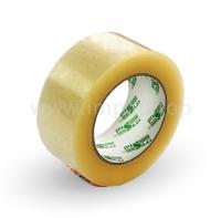 Клейкая лента акриловая упаковочная Crystal 40 мкм прозрачная 48 мм / 200 яр.