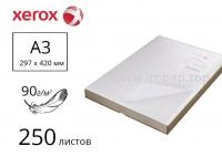 Калька Xerox в листах А3 плотность 90г/м2 - 250л.