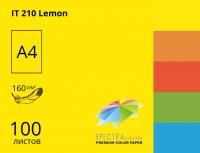 Цветная бумaга Spectra Color А4 (интенсив) 160 г/м2 - 100л.