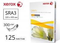 Бумага Colotech+ для печати без покрытия SRA3, 300г/м2, 125 листов - 003R92072