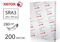 Бумага Colotech+ Silk для печати с шелковым покрытием SRA3 (плотность 280м/г2) - 200л.