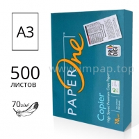 Бумага офисная PAPER One А3 70г/м2 - 500 листов