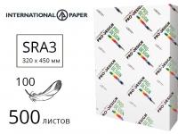 Бумага PRO-DESIGN для лазерной печати SRA3 (100г/м2) - 500 листов