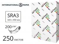Бумага PRO-DESIGN для лазерной печати SRA3 (200г/м2) - 250 листов