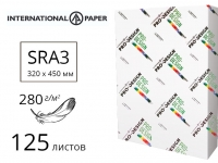 Бумага PRO-DESIGN для лазерной печати SRA3 (280г/м2) - 125 листов