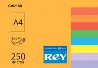 Цветная бумaга REY Adagio А4 (интенсив) 160 г/м2 - 250 лислов