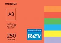 Цветная бумaга REY Adagio А3 (интенсив) 160 г/м2 - 250 лислов