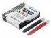 Картридж к перьевым ручкам Parallel Pen IC-P3-AST (12 шт. разных цветов)