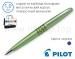 Ручка шариковая подарочная металлическая Pilot BP-MR3-M-MB-E (диаметр шарика 1,0мм)