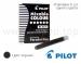 Картриджи к перьевым ручкам Parallel Pen IC-P3-S6 (6 шт. одного цвета)
