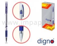 Ручка шариковая со сменным стержнем DIGNO TOPWRITER TROP (масляная основа чернил)