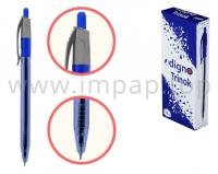 Ручка шариковая автоматическая со сменным стержнем DIGNO TRINOK TRMS (цвет пасты синий)
