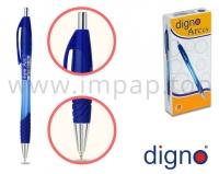 Ручка шариковая автоматическая со сменным стержнем DIGNO ARK CX TNT