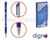 Ручка шариковая со сменным стержнем DIGNO JASPER FOPC (масляная основа чернил)