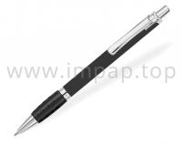 Ручка шариковая металлическая автоматическая DIGNO PRIMA с масляными синими чернилами