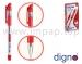 Ручка шариковая со сменным стержнем  DIGNO KLASS TRСOP (масляная основа чернил)