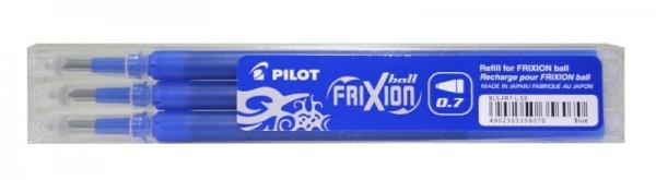 Стержень BLS-FR-7-L-S3 для стирающейся гелевой ручки Pilot Frixion BLRT-FR-7 (Цена за 1 шт.)